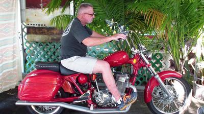 $4800 obo 1977 Honda Bagger