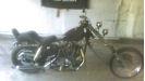 1973 Harley Davidson Sportster Ironhead chopped chopper custom