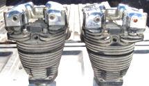 1973 Harley Davidson Ironhead Sportster Engine Motor Parts