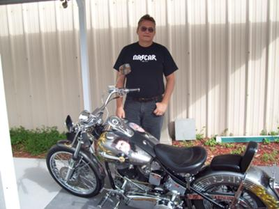 custom harley davidson motorcycles feature