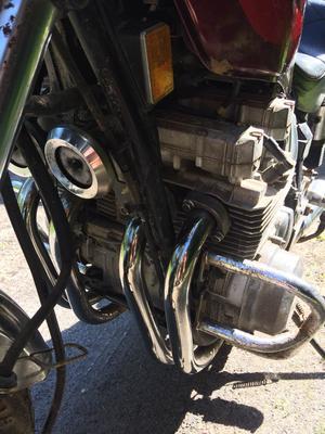 Kawasaki LTD 750 Engine