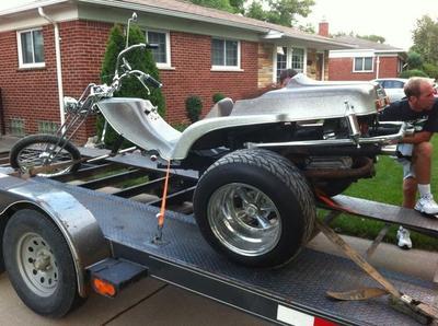 MID 1960'S VW Trike