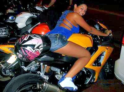 2006 Suzuki 1000 cc motorcycle