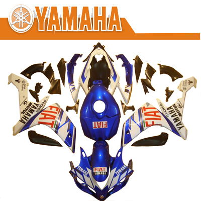 Yamaha Race Replica Motorcycle Fairings