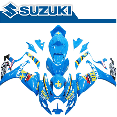 Suzuki Race Replica Motorcycle Fairings