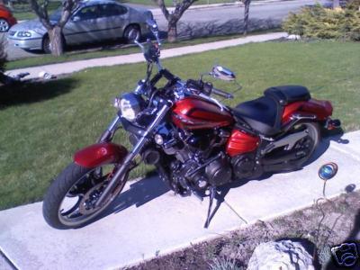 Yamaha Raider S
