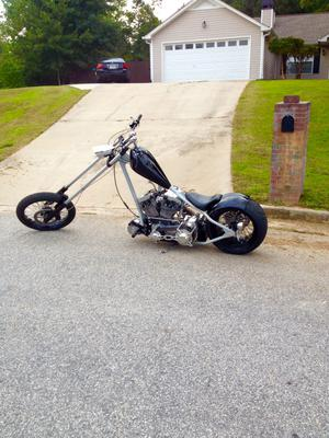 Custom Built 127ci Sick n Nasty 2008 Chopper Motorcycle for Sale in Hiram GA Georgia