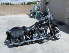 2005 Harley Davidson Springer Softail FLSTS
