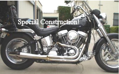 Special Construction 2006 Harley Davidson Motorcycle