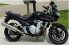 2007 Suzuki Bandit 1250S Black Motorcycle