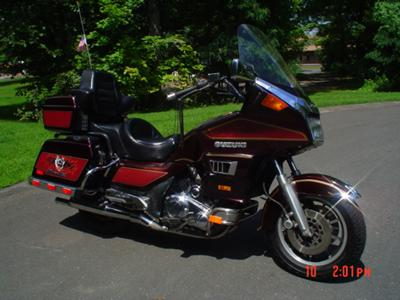 1988 Suzuki Cavalcade LX