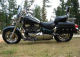 2000 Suzuki Intruder LC1500 Deep Forest Green