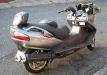 Silver Gray 2006 Suzuki Burgman 650 Scooter