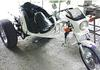 Custom 1968 VW Trike (this photo is for example only; please contact seller for pics of the actual motorcycle for sale in this classified)