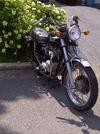 1974 Bonneville T140 Vintage Barn Find Motorcycle