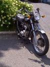 1974 Bonneville T140 Vintage Barn Find Motorcycle