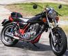 Vintage 1978 Yamaha SR500 Motorcycle