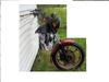 Complete 1982 Kawasaki KZ750 Motorcycle Front Forks