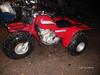 1985 Honda 250 es 250es ATC Big Red Three Wheeler