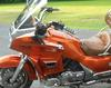 Firemist orange Suzuki Cavalcade 1400