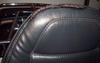 Repaired stitching on 1989 Honda Goldwing seat