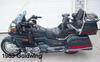 1989 Honda Goldwing w custom motorcycle paint job