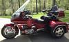 1996 Honda Goldwing Trike and Matching Motorcycle Trailer (not the one for sale in the ad but similar)