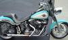 1997 Custom Harley Davidson Fatboy FLSTF - Evolution (EVO) 96
