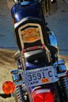 1999 Harley Davidson Sportster Hugger Rear Fender