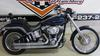 2000 Harley Davidson Softail Deuce w Sinister Blue Pearl Paint Color (this photo is for example only; please contact seller for pics of the actual motorcycle for sale in this classified)
