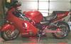 Custom 2001 Kawasaki ZX12 NINJA