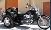 2002 Harley Davidson Softail Standard Trike Conversion Kit