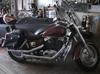 2002 Honda Shadow Sabre VT1100 1100