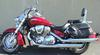 Candy Red 2003 Honda VTX 1800R
