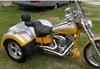 Custom 2004 Harley Davidson Screamin Eagle Softail Deuce Trike