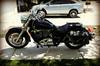 2004 Honda Shadow Saber 1100 (this photo is for example only; please contact seller for pics of the actual motorcycle for sale in this classified)