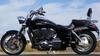 2005 Honda VTX 1800 C2 with SHARP black paint color