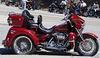 2005 Harley Davidson Lehman Trike FLHTC motorcycle