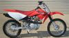 Red 2005 Honda CRF 80 Dirt Bike