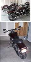 Awesome 2005 Yamaha Roadstar Warrior