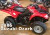 2005 Suzuki Ozark 250