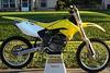2005 SUZUKI RM 250 dirt bike trail bike