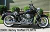 2006 Harley Davidson FLSTN Softail Deluxe Motorcycle (this photo is for example only; please contact seller for pics of the actual motorcycle for sale in this classified)