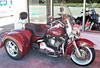 2006 Harley Road King Trike FLHRC Motorcycle w a Champion Trike Kit