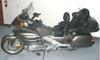 2006 Honda 1800 Goldwing w Titanium Paint color