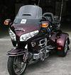 2006 Honda Goldwing Lehman Trike GL1800 Monarch II