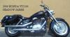 Black 2006 HONDA VT1100 SHADOW SABRE