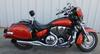 2006 Honda VTX 1800r with orange and black paint color option