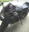 HELLA Mean, 2007 Suzuki GSXR 600 w black Paint color