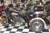 2007 HARLEY DAVIDSON ULTRA CLASSIC BIKE with California Side Car TRIKE CONVERSION